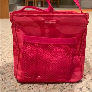 Small Pink thirty one bag